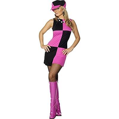 Aptafêtes - Costume pour Femme - Swing Année 60