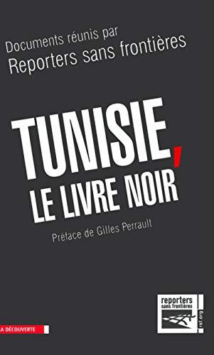 Tunisie le livre noir