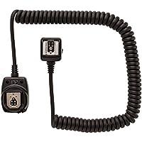 Phottix PH38330 Câble de Télécommande Flash pour Canon OC-E3 90 cm Noir
