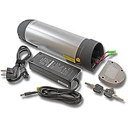 Batería marca vhbw 10 Ah (36.0V) para bicicletas eléctricas Prophete .