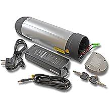 Batería Marca vhbw 10 Ah (36.0V) para Bicicletas Eléctricas Prophete