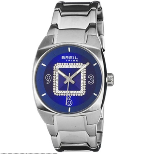 Breil Orologio Tribe Match Point Donna  silver/blu