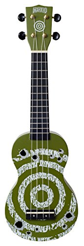 Mahalo ukulele soprano stn2521t-gr