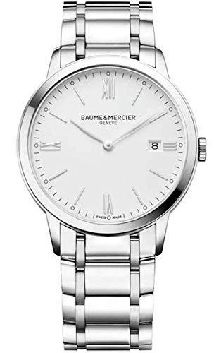 Baume&Mercier M0A10354 Montre à Bracelet pour Homme