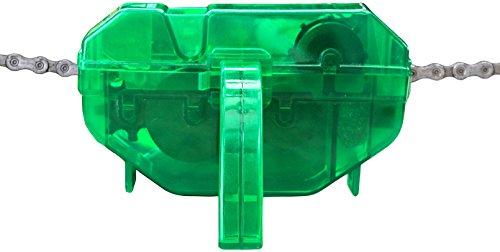 Echelon Line Fahrrad Kettenreinigungsgerät, Kettenreinigungsset, Werkzeug für Ketten Reinigung mit Interne Kettenbürste & Zahnkranzreiniger. Rennrad, E Bike, MTB, Stadtrad