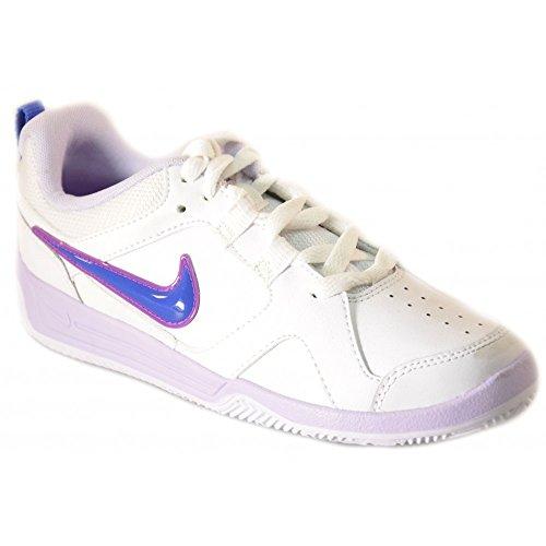 Nike - Nike BLAZER MID SUEDE VNTG sneakers Damenschuhe fuchsie Weiß