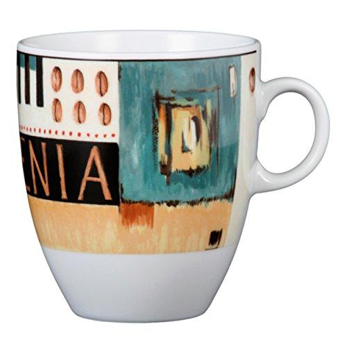 Seltmann Weiden 001.648096 V I P. Becher / Henkelbecher / Kaffeebecher - 5025 Kenia (Kenia Becher)