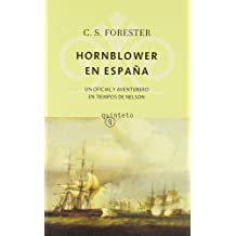 Hornblower en España (Quinteto Bolsillo)