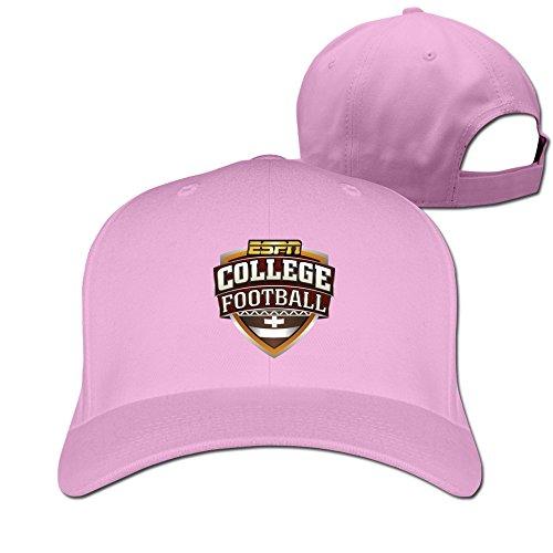 feruch-espn-college-football-cotton-mesh-hat-peaked-cap-pink