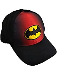 Krystle Unisex Stretchable Cotton Fabric Batman Baseball Cap Best Quality Two In One Colour Stylish Latest Snapback Cap With adjustable strap