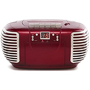 Philips AZ127 Portable CD Player with Radio, Cassette, Dynamic Bass