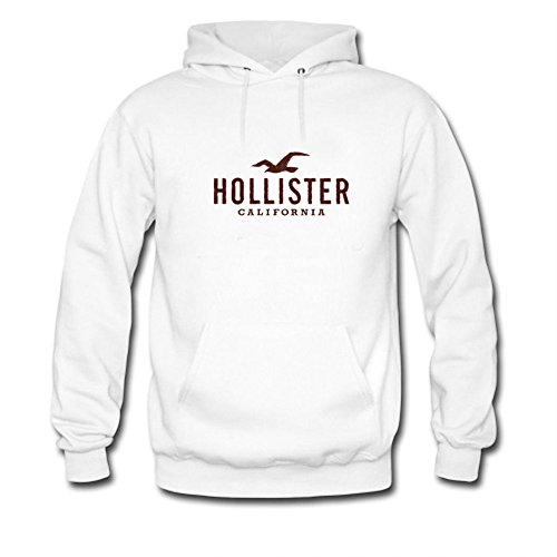 hollister-california-para-hombres-impreso-sudadera-con-capucha