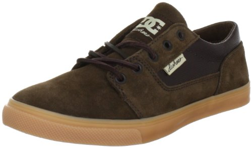 DC Shoes BRISTOL LE WOMENS BRISTOL D0303214, Baskets mode femme Marron (Braun)