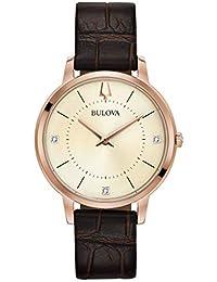 Bulova Montres Bracelet 97P122