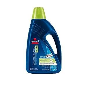 Bissell 1087E Wash & Protect Pet Reinigungsmittel für alle Teppichreinigungsgeräte, 1,5 Liter