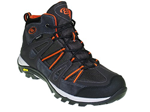 Br眉tting Tornado High 221112 Herren Wanderschuhe Trekking Outdoor eb24 Braun Orange