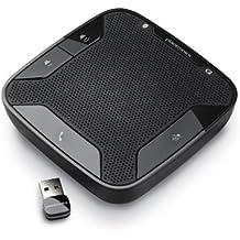 Plantronics Calisto P620-M - Altavoz inalámbrico Bluetooth (con micrófono)