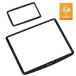 Ensemble de 2 protections d'écran GGS professional pour Nikon D7000 - antireflets