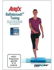 """Sport-Tec - DVD """"AIREX BeBalanced! Toning"""" (puede no estar en español, 55 min. de duración)"""