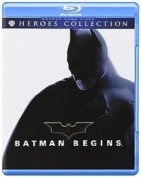 FILM BLU RAY BATMAN BEGINS