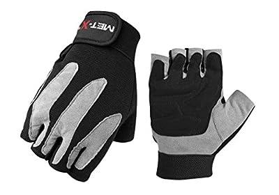 Unisex Suede Amara Wheel Chair Gloves