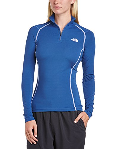 The North Face Women's Warm Zip Neck Long Sleeve Shirt
