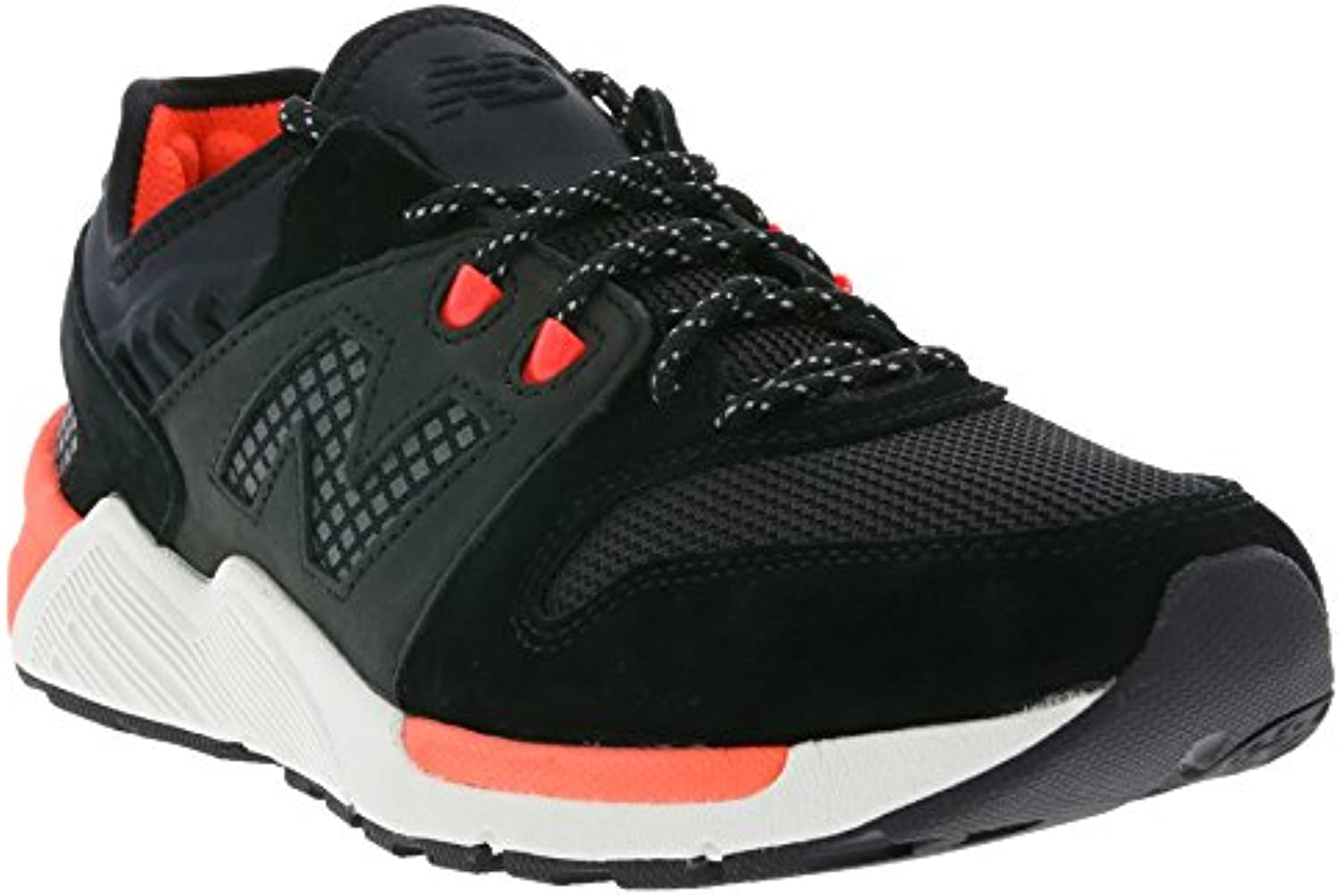 New Balance - ML009HV - ML009HV - El Color Negro - Talla: 43.0