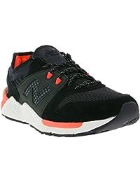 New Balance 009 Chaussures Homme Noir Ml009hv - Schwarz, Eu 41,5