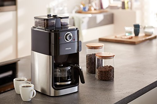 Philips HD7766/00 Grind&Brew Filter-Kaffeemaschine mit Mahlwerk - 9