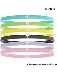 Haute Qualité multicolore Bandeau Bandeau antidérapant, Sport, Course à pied tête la transpiration bande