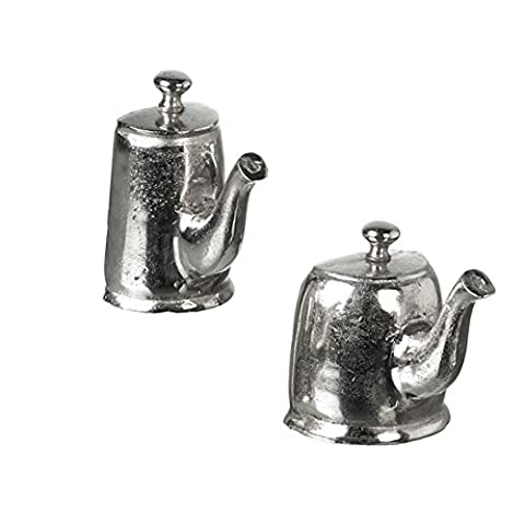 Traditional Set of 2 Teapot and Coffee Pot Kitchen Coat