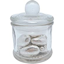 lot de 1 boite drages mini bonbonniere verre couvercle boule en verre pour baptme mariage - Bonbonnire Mariage En Verre