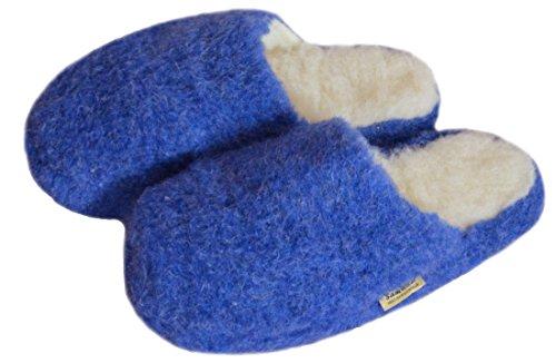 SamWo SWH dbl Parent, Pantofole donna Blu (blu)