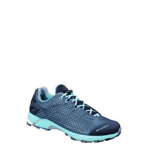 Mammut  MTR Remote, chaussures de sport - randonnée femme - graphite-light turquoise
