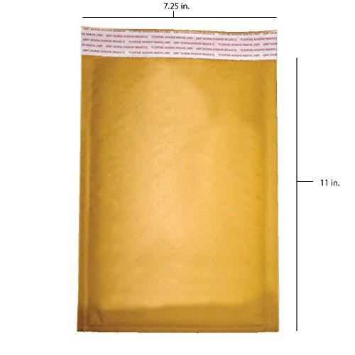 kraft-1-725-x-11-self-sealing-bubble-mailer-padded-envelope-25-packs