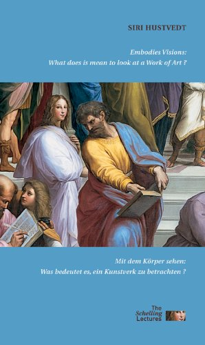 Mit dem Körper sehen: Was bedeutet es, ein Kunstwerk zu betrachten?/ Embodies Visions: What Does it Mean to Look at a Work of Art? (Internationale ... Lectures on Arts and Humanities, Band 3)