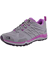 d49b52b789d The North Face W Ultra Fastpack II Gore-tex Chaussures de Trail Femme Gris