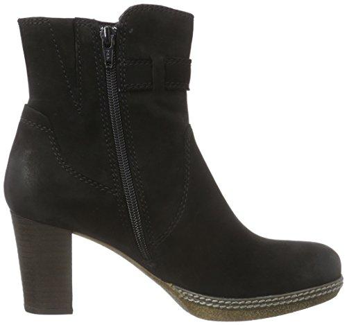 Gabor Shoes 32.874 Damen Kurzschaft Stiefel Schwarz (schwarz (Micro) 47)