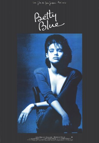 Betty Blue Plakat Movie Poster (11 x 17 Inches - 28cm x 44cm) (1986) French B (Poster 1986)