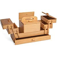 Groves gb9590Madera Cantilever costurero: 4Animales, Wood, Assorted, 23.5x 45x 32cm