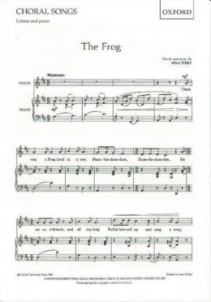 The Frog: Vocal score