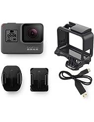 GoPro HERO5 Action Kamera (12 Megapixel) schwarz/grau