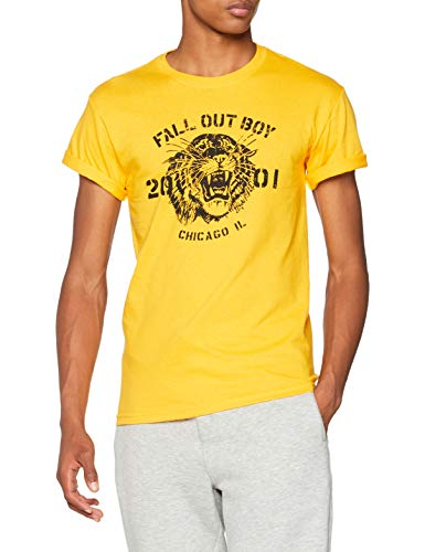 Fall Out Boy - T-Shirt Tiger (in S)