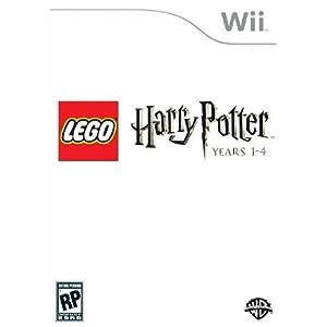 Lego Harry Potter: Years 1-4 (Wii) [Edizione: Regno Unito]  LEGO