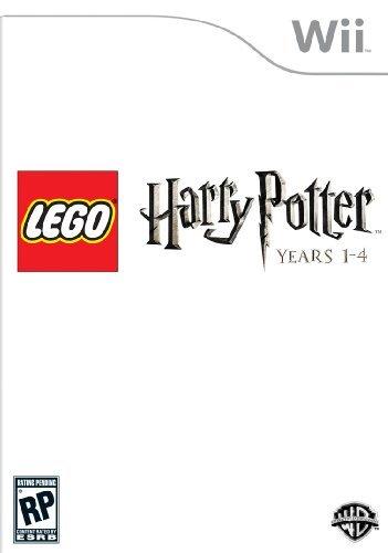 Lego Harry Potter: Episodes 1-4 Wii [Importación