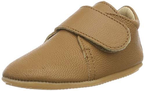 Däumling Baby Jungen Lissi Sneaker, Braun (Lama Sattel 35), 19 EU (Sattel-schuhe Für Jungen)
