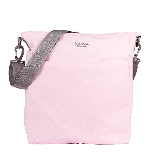 Kiwisac Be Nature Bolso Universal para Carro de Bebé con Diseño Original y Elegante en Color Rosa...