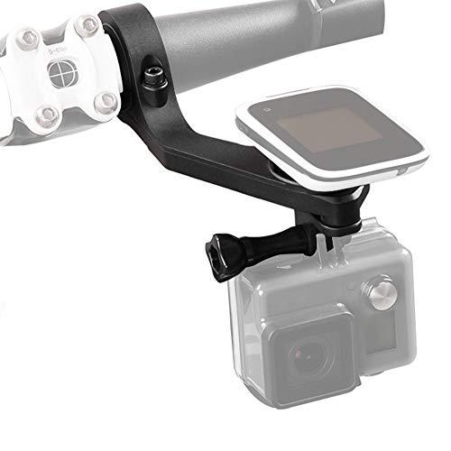 Andoer Bicicleta Soporte Manillar Mount Kit de Ordenador Out de Frontal Bike Mount Kit 25,4 mm/31,8...