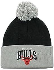 Bonnet Mitchell And Ness TARCK Chicago Bulls Noir