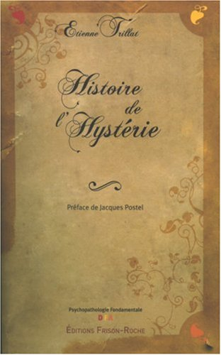 Histoire de l'hysterie